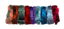 Winter Rippled Scarf 72 pack