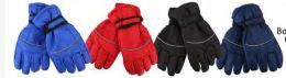 Boys Water Proof Ski Glove 72 pack