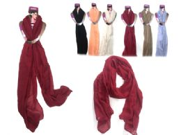 Scarf Stitched Edge 144 pack