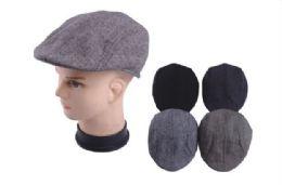 Mesh Beret Hat 72 pack