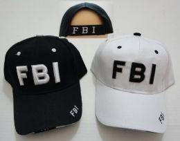 FBI Baseball Cap 24 pack