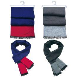 Mens Stylish Winter Scarf 36 pack