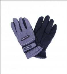 Kids Winter Ski Gloves Assorted Colors 36 pack