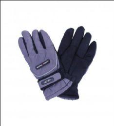 Kids Winter Ski Gloves Assorted Colors 36 pack