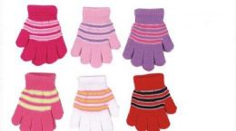 Girls Winter Magic Glove Stretchy Warm 60 pack