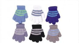 Boys Winter Magic Glove Stretchy Warm 60 pack