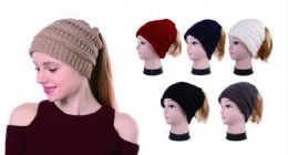 Womens Girls Winter Warm Soft Stretch Knitted Head Wrap 36 pack