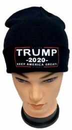 Trump 2020 Keep America Great Winter Beanie Hat 24 pack