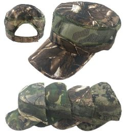 Camo Cadet Hat 24 pack