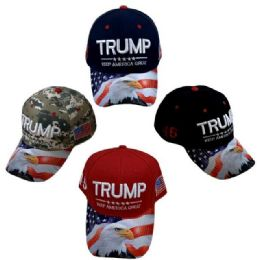 Trump KEEP AMERICA GREAT Hat 24 pack