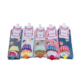 Women's Cupcake Thin Casual No Show Socks 36 pack