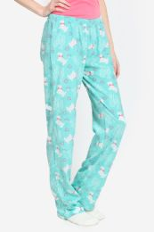 ET TU LADIES PAJAMAS PUPPY PRINT 36 pack