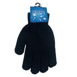 Ladies Magic Gloves [Black Only] 24 pack