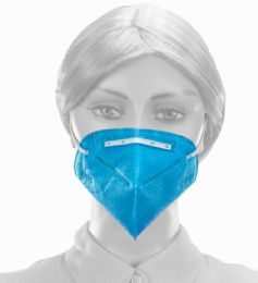 KN95 Disposable Surgical Mask in Blue or White 50 pack