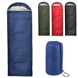 Deluxe Sleeping Bags Assorted Colors