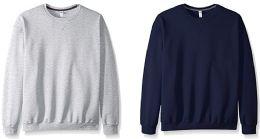 Mens Mix Brands Colors And Sizes Irregular Sweat Shirts, Mix Closeout Lots