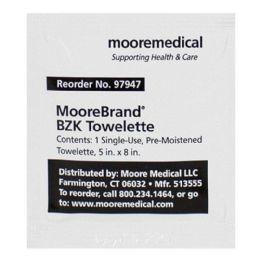 Benzalkonium Chloride Antiseptic Wipes