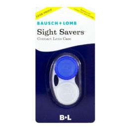 Travel Size Bausch Lomb Contact Lens Case