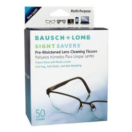 Bausch And Lomb Sight Savers Tissues Pack Of 1