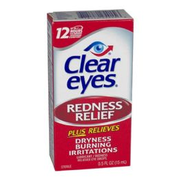Clear Eyes Drops 0.5 oz.