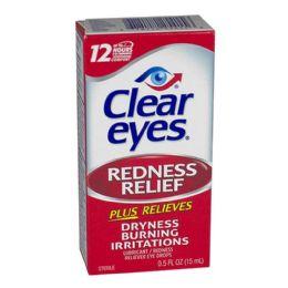 Clear Eyes Drops 0.5 Oz.