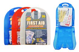 37pc First Aid Kit
