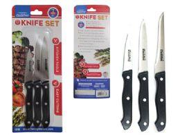 3pc Kitchen Knife Set