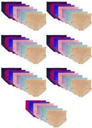 Women's Fruit Of Loom Brief Underwear, Size L