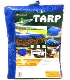 5x7 Tarp Blue Tarp 50 pack