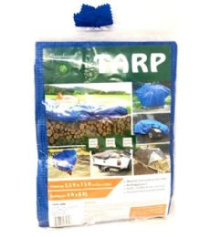 6x8 Blue Tarp 40 pack