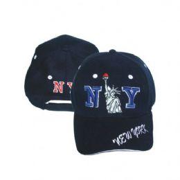 New York Liberty Baseball Cap Assorted Colors