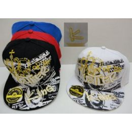 Fitted HaT--Hustler King 72 pack