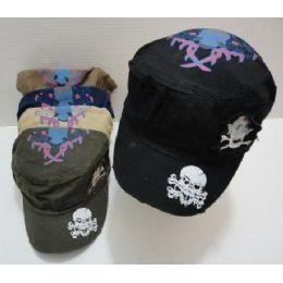 Cloth HaT-Skull & Crossbones