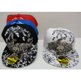 Fitted HaT--Skeleton With Wings 24 pack