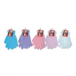 Ladies Fuzzy Glove 36 pack