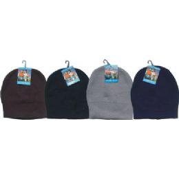 Winter Beanie Hat 144 pack