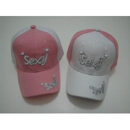 Sexy Hat (two Tone) 24 pack