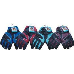 Mens Heavy Duty Ski Glove 36 pack