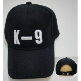 K-9 Hat 72 pack