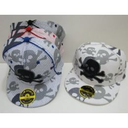 Fitted HaT-Skull & Shadows