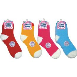 Fuzzy Sock 48 pack