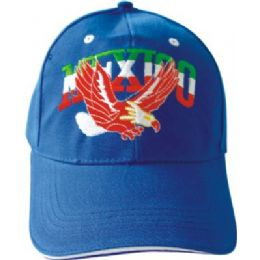 Mexico Baseball Cap 48 pack