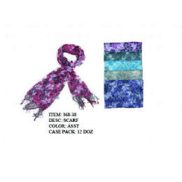 Womans Fashion Scarf