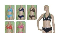2 PIECE SWIMSUIT ON HANGER 36 pack
