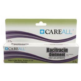 Careall 1 Oz. Bacitracin Zinc Ointment