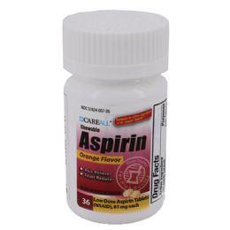 Careall Chewable Aspirin