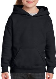 Gildan Kids Unisex Hoodie Sweatshirt, Assorted Colors And Sizes S-XL