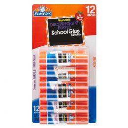 ELMERS 12CT SCHOOL GLUE STICKS 24 pack