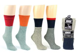 Women's Thermal Tube Boot Socks - Size 9-11  60 pack