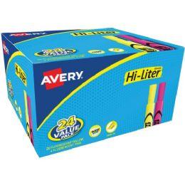 Avery Hi-Liter Bonus Pack